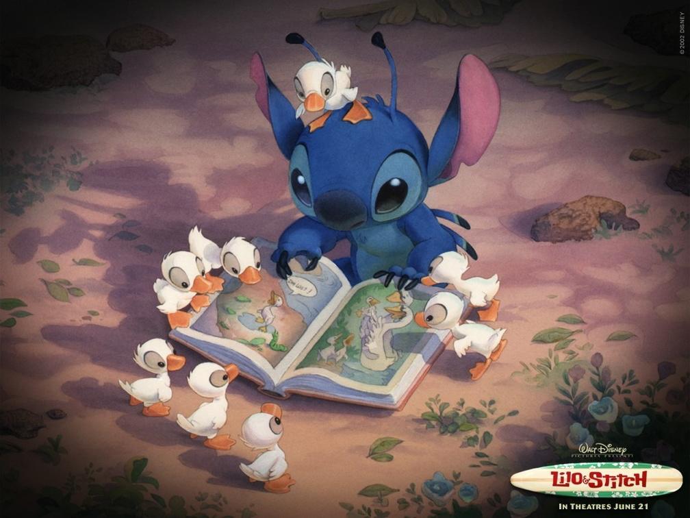 Dessins Animes Lilo Et Stitch Fonds Ecran Gratuits Fr