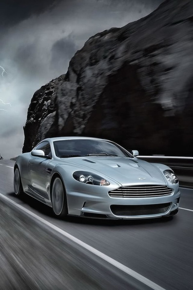 Aston martin iphone 3 fonds for Fond ecran iphone voiture